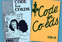 CODE FOR COEDS