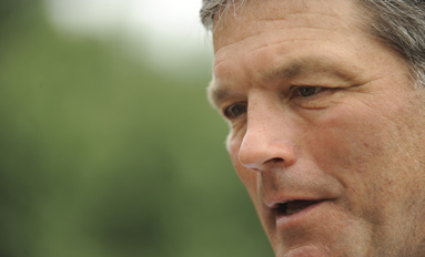 On the Field and Off - Kirk Ferentz reflects on life at Iowa