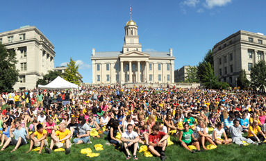 Return to Tradition - Convocation celebration welcomes students back to campus