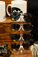 Every Iowa fan needs at least one pair of Hawkeye shades.