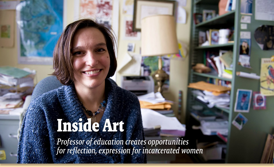 Inside Art - Spectator@IOWA - Monthly News for UI Alumni and